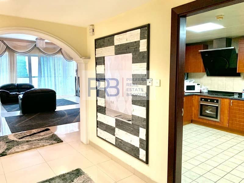 2 Extraordinary Fully Furnished 3 BHK|Maids|JLT