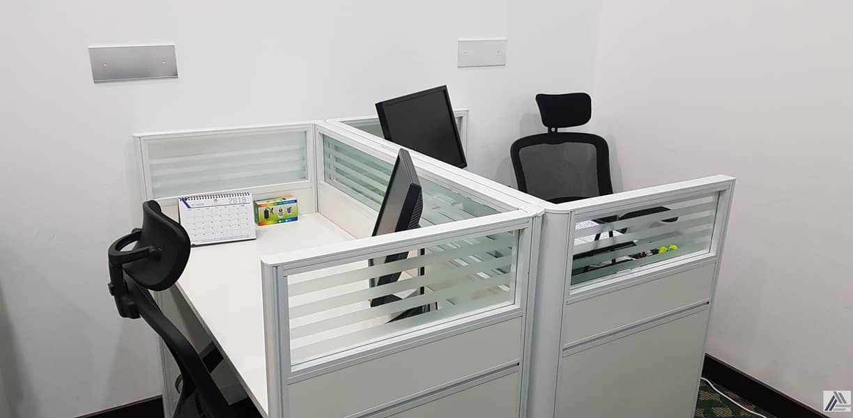 FULLY SERVICED VIRTUAL OFFICE EJARI FOR NEW LICENSE |RENEWAL |UNLIMITED VISAS|LABOR INSPECTIONS|MEETING ROOM FACILITY