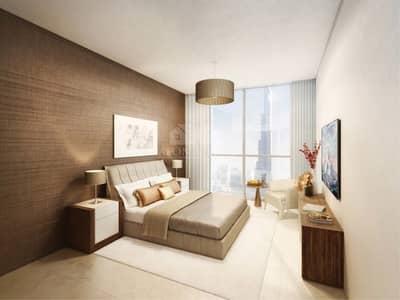 فلیٹ 1 غرفة نوم للبيع في وسط مدينة دبي، دبي - 1 Bed   75% Post handover for 5 years   Free DLD