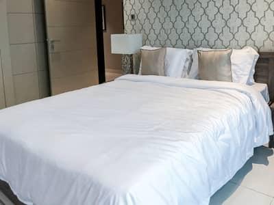 شقة 2 غرفة نوم للايجار في مدينة ميدان، دبي - Bedroom