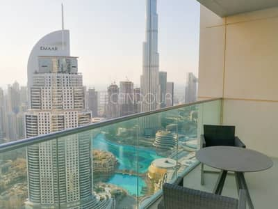 2 Bedroom Flat for Sale in Downtown Dubai, Dubai - Luxury Fully Furnished   2 BR Apt   High Floor