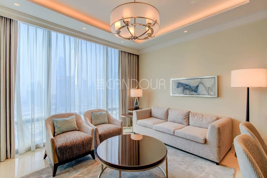 2 Fantastic | Luxury 1 Bedroom | Fully Furnished