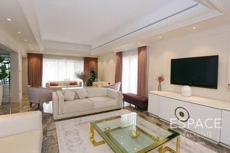 فیلا 4 غرف نوم للايجار في جرين كوميونيتي، دبي - Upgraded and Modified | Unique Bungalow
