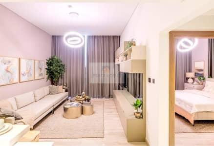 شقة في أكسفورد ريزيدنس 2 قرية جميرا الدائرية 2 غرف 1000000 درهم - 4438603