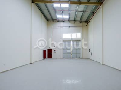 New Warehouse With High Electricity 20 KV. cheapest rent with month free