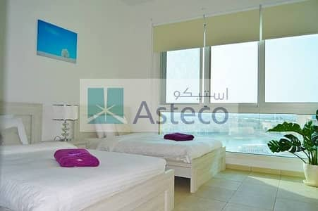 Full Atlantis/ Sea view Stunning 3 bedroom for rent