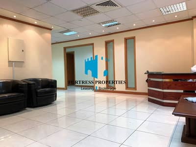 Office for Rent in Hamdan Street, Abu Dhabi - THE ULTIMATE URBAN ADDRESS FOR YOUR OFFICE SET UP l 4