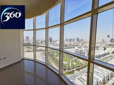 1 Bedroom Apartment for Rent in Jumeirah Village Circle (JVC), Dubai - Luxury tower in JVC | 1BR | 45K | 4 Chqs | Vacant