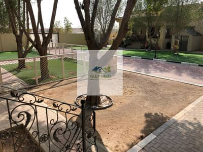 amazing villa 3 master bedrooms for rent shakbout city