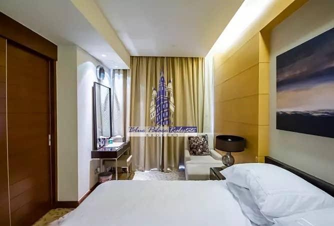 2 The Address Dubai Mall Studio  with SZR view @  Low Price