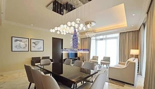 فلیٹ 1 غرفة نوم للبيع في وسط مدينة دبي، دبي - The Address Fountain Views 1Br with Burj/Fountain view