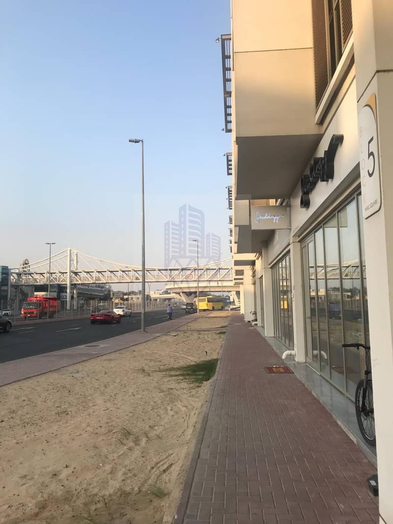 10 Wasl Square  2 bed rooms APARTMENT