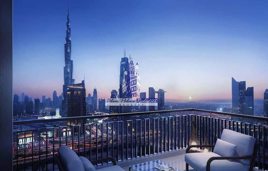 DIFC View Downtown Views 1 2br @ Reduced Price