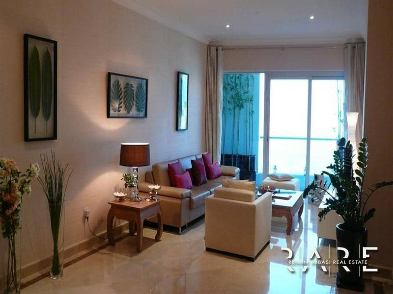 2 Guaranteed 8% ROI | Fully Upgraded | Golf and Marina View | Tenanted