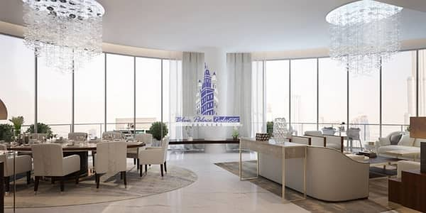 3 Bedroom Flat for Sale in Downtown Dubai, Dubai - The Add Skyview 2br  w/ Burj/Fountain View