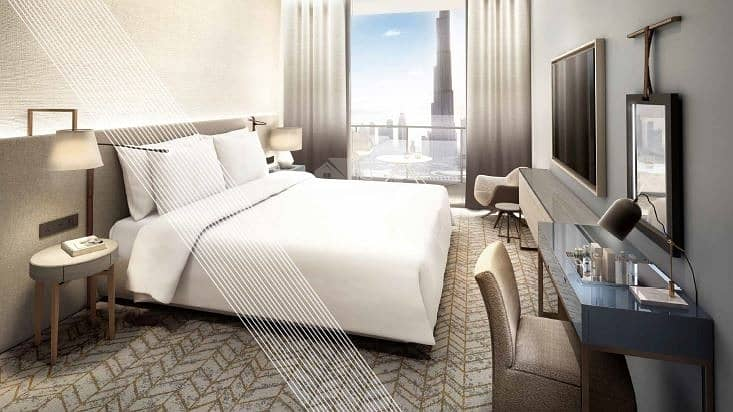 1 Bedroom with Dubai Marina View | Vida Residence