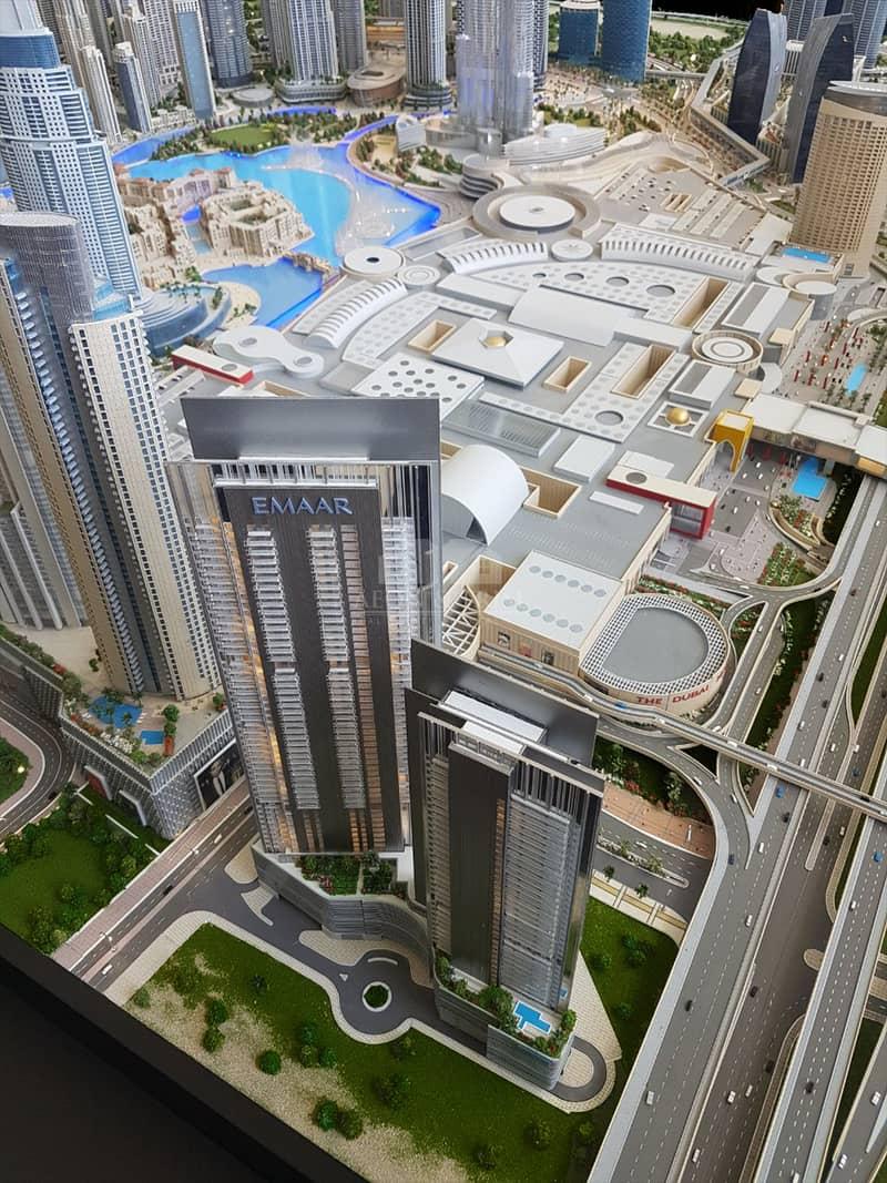 11 1 Bedroom with Dubai Marina View | Vida Residence