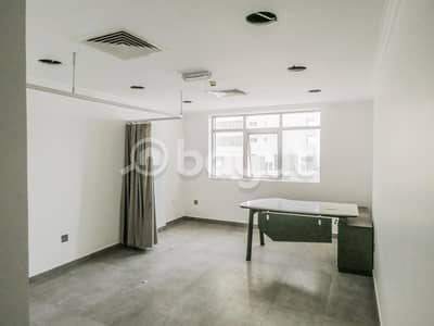 Office for Rent in Al Khan, Sharjah - Available for Rent - Space for Clinic in Style Tower