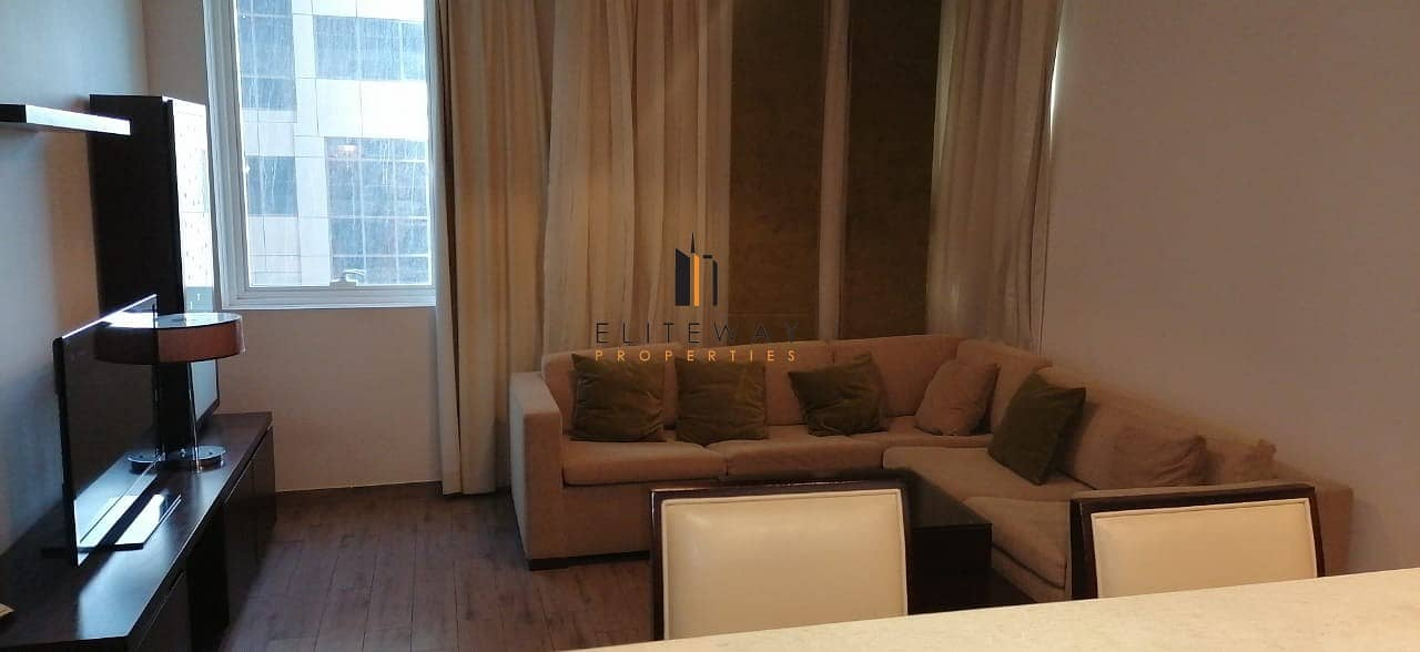 Fully furnished 1Bhk at AL - Nahyan