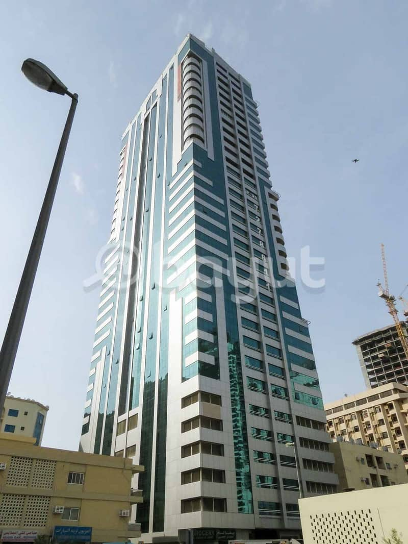 Cosy 1BR Flat for Rent in Al Ferasa Tower