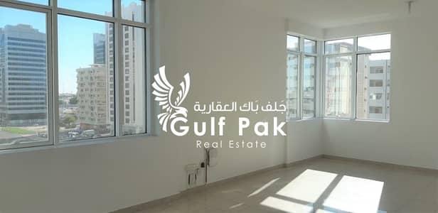 3 Bedroom Apartment for Rent in Al Mushrif, Abu Dhabi - HUGE 3BHK, Near Fathima Supermarket.
