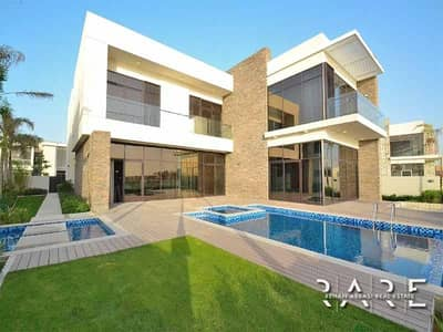 6 Bedroom Villa for Sale in DAMAC Hills (Akoya by DAMAC), Dubai - Paramount | Large Plot | Private pool | 6 Bed