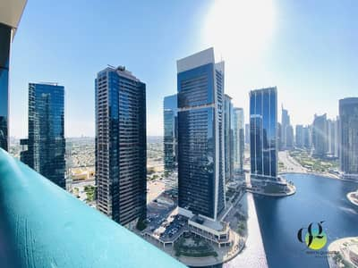 2 Bedroom Flat for Rent in Jumeirah Lake Towers (JLT), Dubai - Full Lake view I Spacious layout I Close to metro