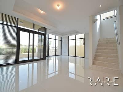 5 Bedroom Villa for Rent in DAMAC Hills (Akoya by DAMAC), Dubai - Lake View   5 Bedroom   Maids room   TYPE V2