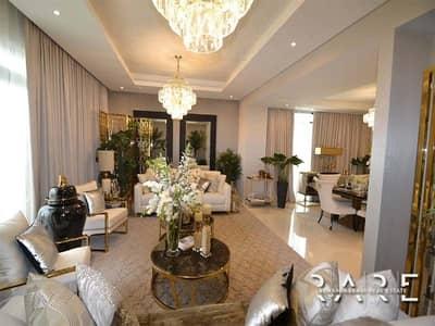 3 Bedroom Villa for Sale in DAMAC Hills (Akoya by DAMAC), Dubai - TYPE TH-L I 3 BR  Maid I End Unit