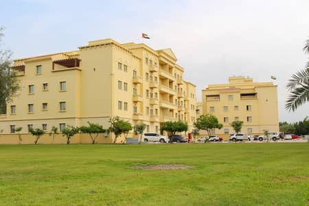 A Complete mountain view 2 bedroom apartment with balcony for rent in the refreshing Yasmin Village community