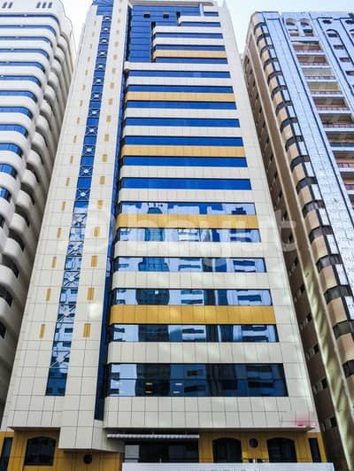 فلیٹ 3 غرف نوم للايجار في شارع الشيخ خليفة بن زايد، أبوظبي - Main Building Frontal View
