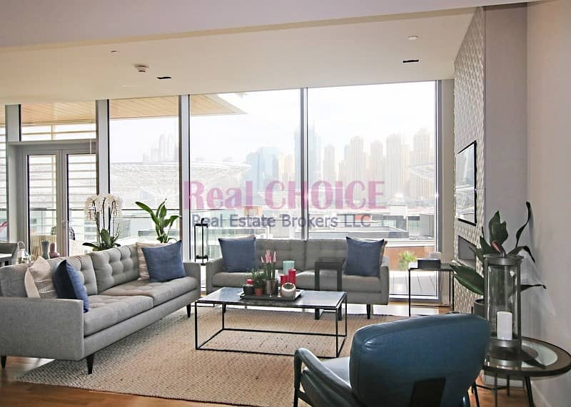 Luxurious 2BR Ready Apartment|Price Negotiable