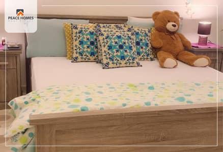 فلیٹ 1 غرفة نوم للايجار في برشا هايتس (تيكوم)، دبي - شقة في برج الفهد 2 برشا هايتس (تيكوم) 1 غرف 65000 درهم - 4440037