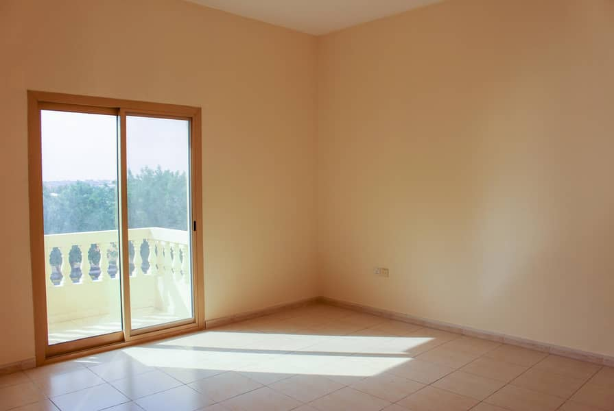 10 An amazing 2 bedroom with balcony having mountain view for rent in  Yasmin Village - one of the most beautiful community