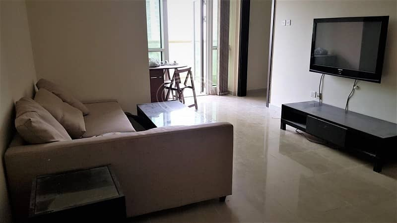 Fully Furnished 1BR | Very Close to Metro