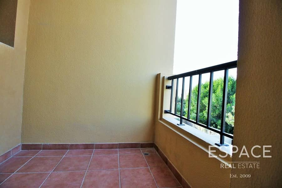 12 Vacant 4M   Opposite Pool and Park