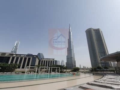 1 Bedroom Hotel Apartment for Rent in Downtown Dubai, Dubai - Ready to Move in | 1BR + Study | Close to Metro