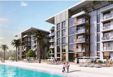 Building for Sale in Mohammad Bin Rashid City, Dubai - Water Front Full Building available for sale