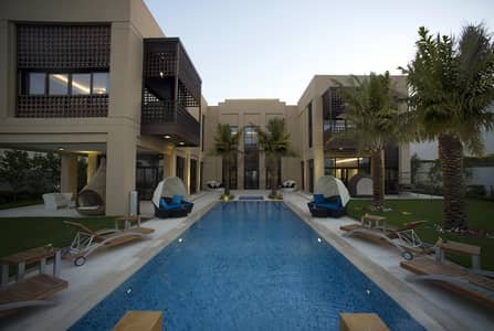 7 Bedroom Villa for Sale in Mohammad Bin Rashid City, Dubai - 7bed Mansion with 3 different designs on Lagoon
