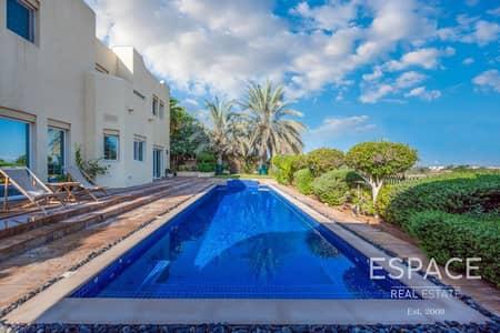 فیلا 5 غرف نوم للبيع في المرابع العربية، دبي - Large Plot 5 Bed near Park and Pool