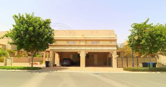 4 Bedroom Villa for Sale in Dubai Silicon Oasis, Dubai - ARABIC - CORNER UNIT - NEAR POOL-4BR HUGE PLOT