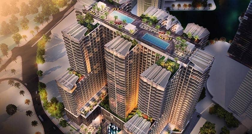 SE7EN City JLT apartment