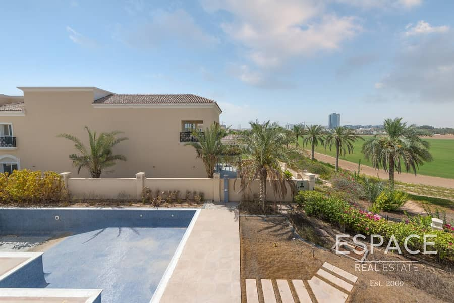 Polo Field Views | Private Pool | Type A