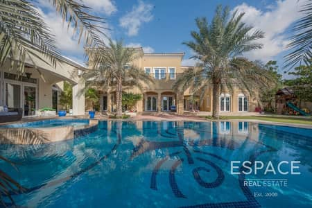 7 Bedroom Villa for Sale in Arabian Ranches, Dubai - Luxurious - Extended - Ranches Golf Home