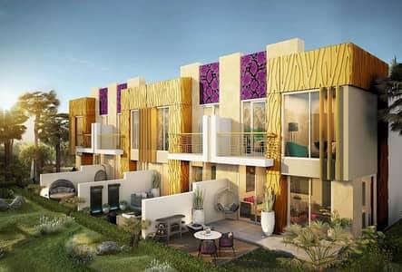 3 Bedroom Townhouse for Sale in Akoya Oxygen, Dubai - Just Cavalli villas