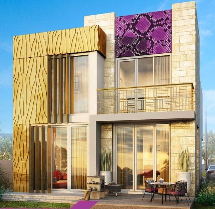 2 Just Cavalli villas