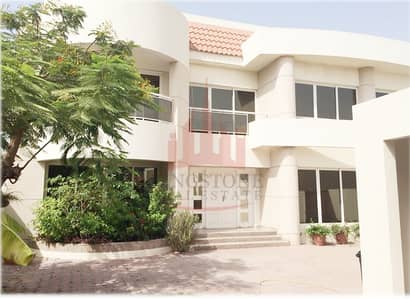 4 Bedroom Villa Compound for Rent in Jumeirah, Dubai - 4 BR+MAID'S ROOM+STORE+LAUNDRY IN A COMPOUND VILLA