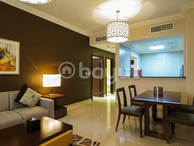 1 Bedroom Apartment for Rent in Al Nahda, Dubai - ALL INCLUDED - DEWA +WIFI+CAR PARK SPACE+CLEANING+GYM+POOL