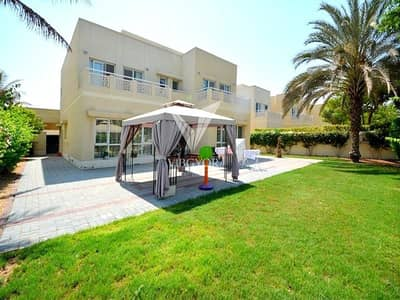 فیلا 5 غرف نوم للبيع في السهول، دبي - MEADOWS 3  TYPE 7  ACROSS THE POOL & PARK