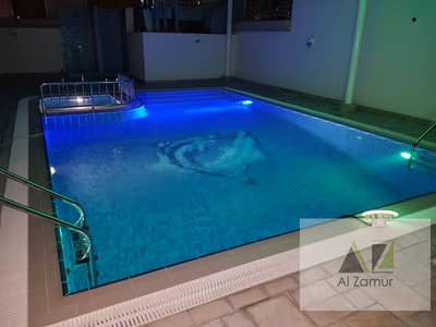 1 Bedroom Flat for Rent in Al Nahda, Dubai - close to nmc hospital 1BHK with gym